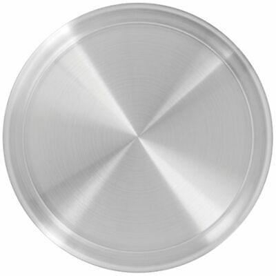 Hubert Pizza Pan With Wide Rim Round Aluminum - 18 Dia