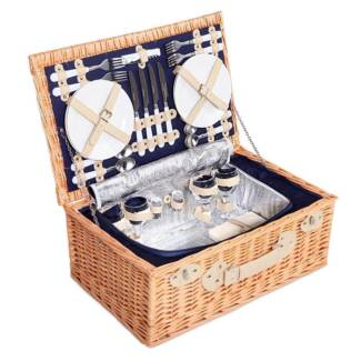 Easter gift baskets gift hampers miscellaneous goods gumtree 4 person willow picnic basket hamper gift set blanket wine glas negle Gallery