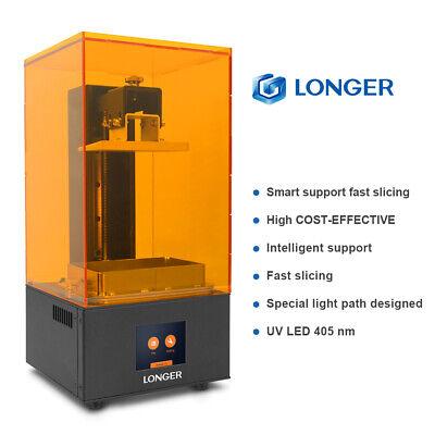 Refurbished Longer Orange 10 3D Printer 98*55*140mm Print Size Resin 3D Printer