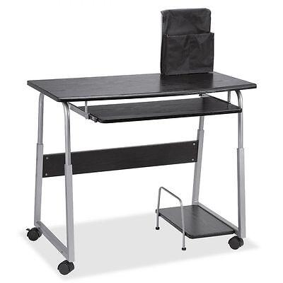 Lorell Mobile Computer Desk - Llr84847