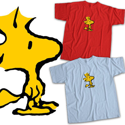 Peanuts Woodstock Bird Charlie Brown Snoopy Mens Womens Kids Unisex Tee T-Shirt](Peanut Charlie Brown)