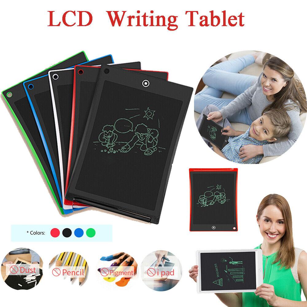 8 5 10 12 lcd electronic writing
