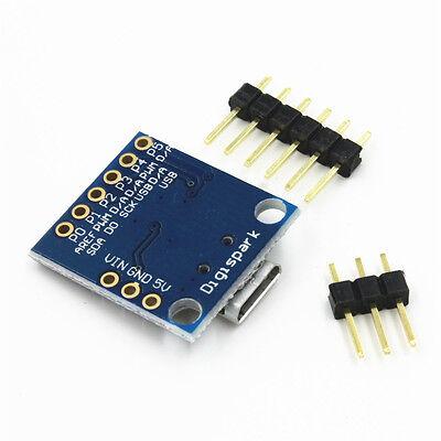 Mini Attiny85 Miniature Mini Usb Microcontroller Development Board Submi E