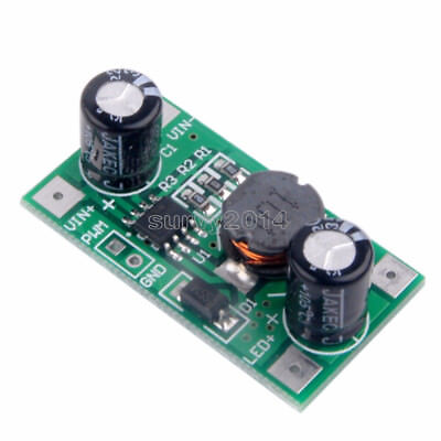 2510pcs 5-35v 3w Led Driver 700ma Pwm Dimming Dcdc Step-down Constant Current