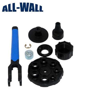 Marshalltown Sharpshooter 2.0 Repair Kit For Drywall Texture Sprayer Hopper Guns