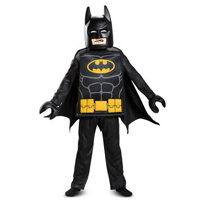 Boys LEGO Batman Movie Deluxe Halloween Costume - Halloween Costume Lego