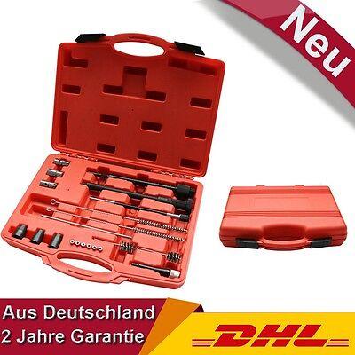 Injektorsitz Diesel Reiniger Werkzeug Injektoren Fräser Schacht Reinigungssatz