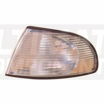 Audi A4 B5 Saloon 1994-1999 Front Indicator Light Lamp Clear Passenger Side N/S