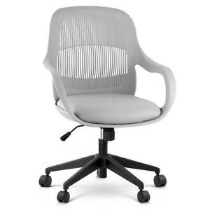 Modern Office Desk Chair  - Grey North Melbourne Melbourne City Preview