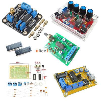 Icl8038 Dds Signal Generator Module Sine Square Triangle Wave Output Dc12v-25v