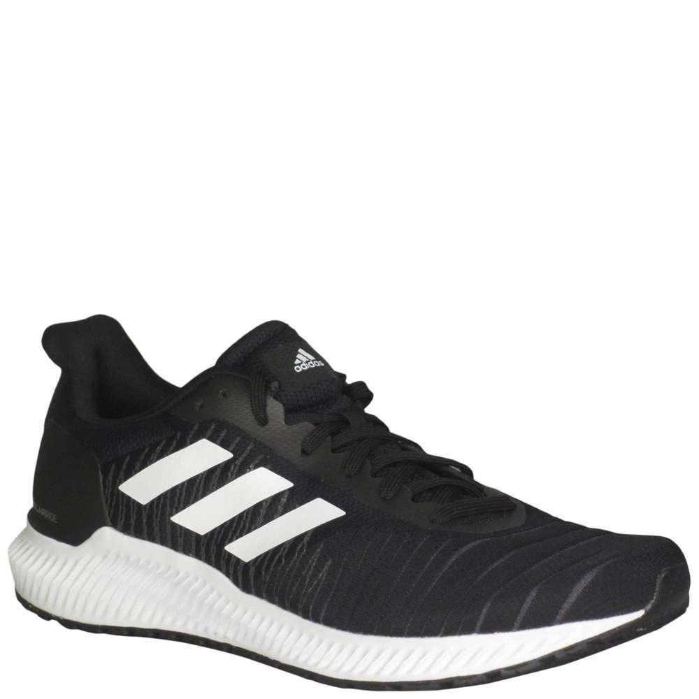 Adidas Solar Ride Men's [ Core Black/White/Grey Five ] Running - MG27772