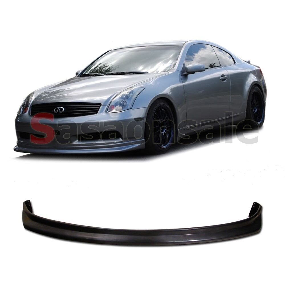 1992 Infiniti G Exterior: Fit For 2003-2006 INFINITI G35 2dr Coupe NS Style Front