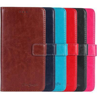 Flip Stand Wallet Leather Cover Etui Skin Case Etui For Unimax Orbic Alcatel Leather Flip Skin Case
