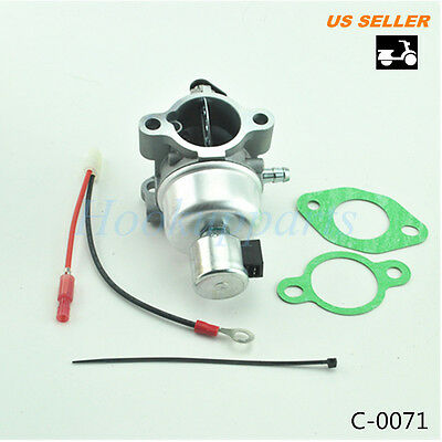 Carburetor W  Gasket For Kohler 20 853 33 S Courage Sv590 Sv600 Sv601 19 20 21Hp