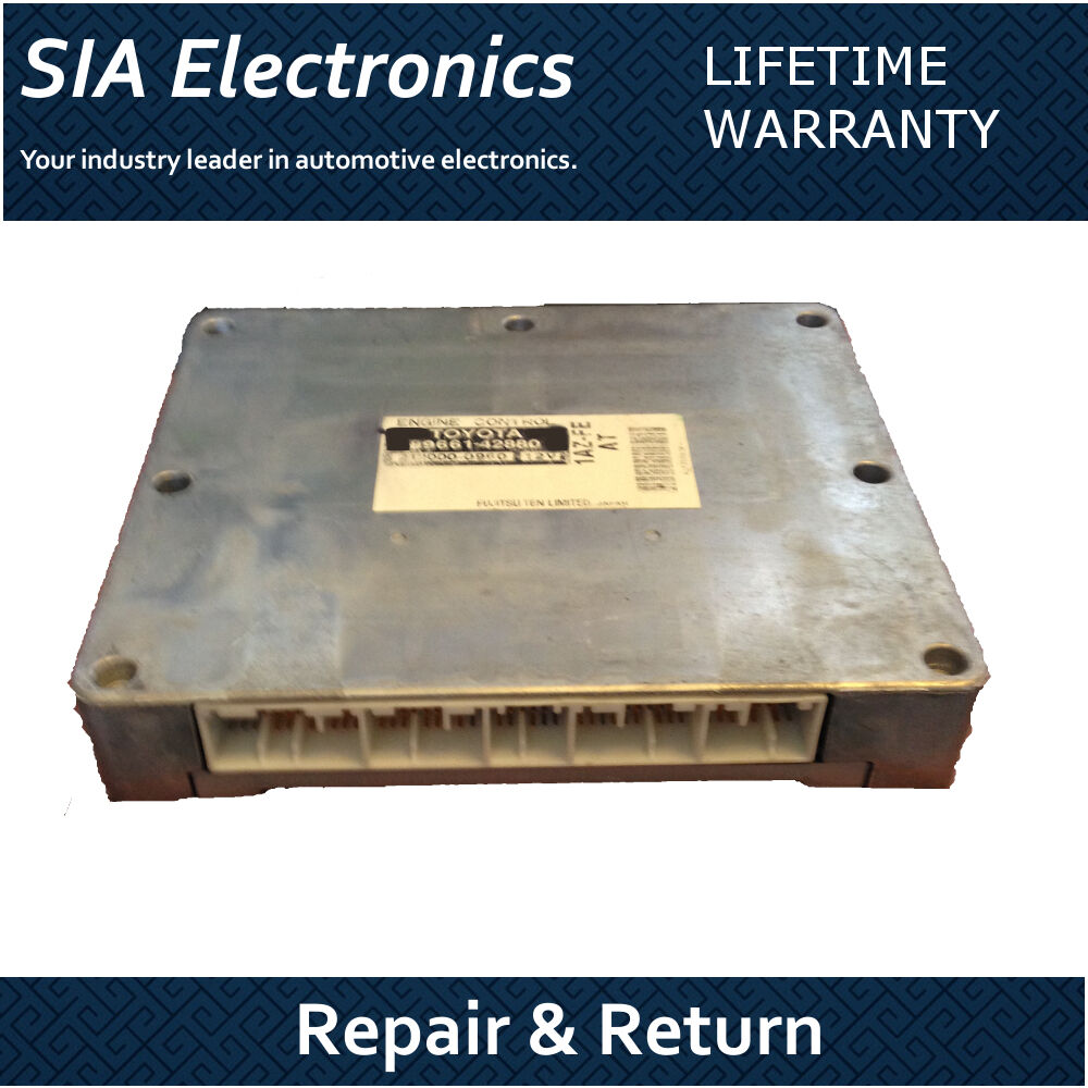 Interchange Part Number All Toyota ECM part numbers can be tested/repaired
