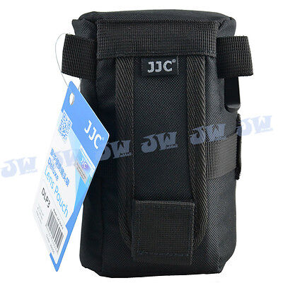 JJC Deluxe Lens Pouch for Canon EF 135mm f/2.0L USM / MP-E 65mm f/2.8 1-5X