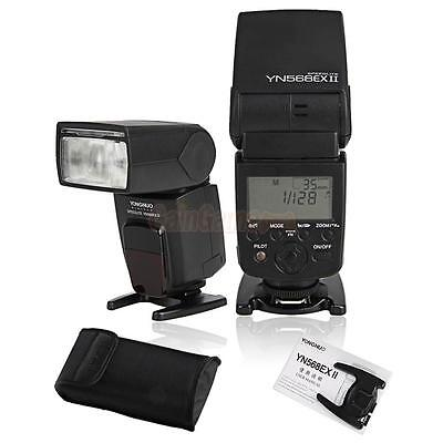 Yongnuo YN-568EX II YN-568 Flash Speedlite with High Speed Sync for Canon 5D