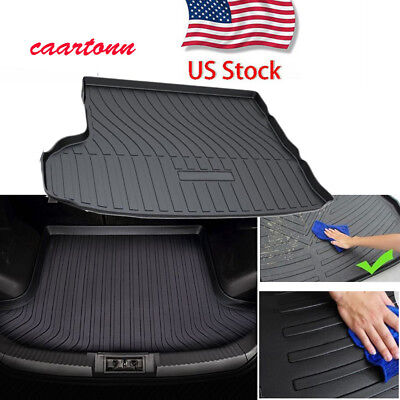 (Cargo Liner Floor Mat Behind 2nd Row Seat for2014-2018 Toyota Highlander 5chairs)