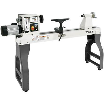 W1852 - 22 X 42 Variable-speed Wood Lathe - Free Shipping