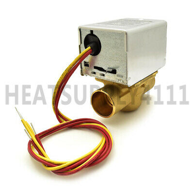 1 Sweat Zone Valve W End Switch 18 Leads