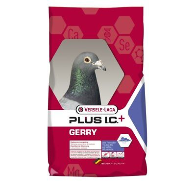 PIGEON FOOD FEED: Versele Laga Gerry Plus I.C. 20kg. *10% FREE* so 22kg (VL738)