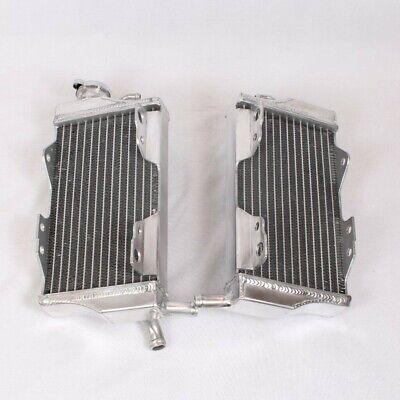 Left & Right Performance Aluminum Radiator for Honda CR250R CR250 2002 2003 2004