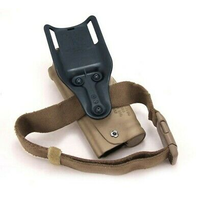 Tactical Airsoft Belt Holster Drop Adapter Short Version Safariland Clip Mount