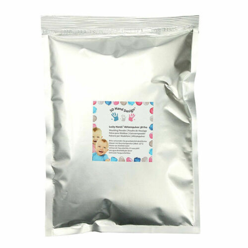 Lucky Hands Moulding Powder 3D Pro with Colour Indicator