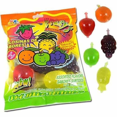 TIK TOK CANDY‼️ Din Don Ju-c Jelly Fruity's 5 Pieces!! Original Brand❗️