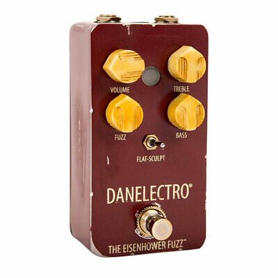 Danelectro The Eisenhower Fuzz Pedal