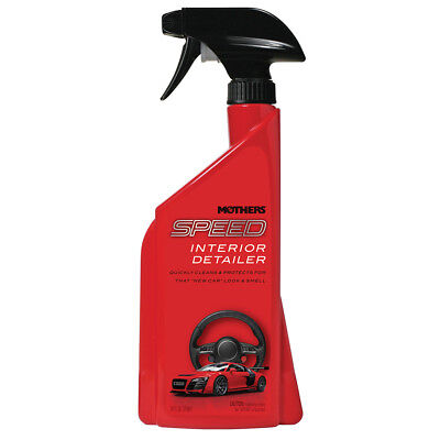 Mothers Polish 18324 Mothers Speed Interior Detailer - 24oz