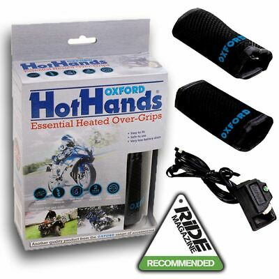 OXFORD OF694 MOTORBIKE HOTHANDS HEATED GRIPS FITS TRIUMPH STREET TRIPL