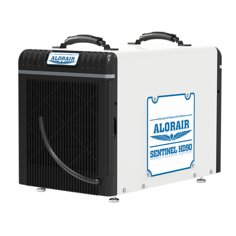 Dehumidifiers Basement or Crawlspace 90 PPD 2.88 L/ kW.h