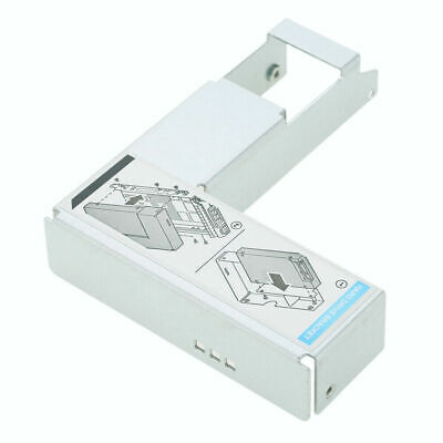 """3.5"""" to 2.5"""" Adapter for Dell F238F Y004G Hard Drive Tray Caddy Bracket 09W8C4"""