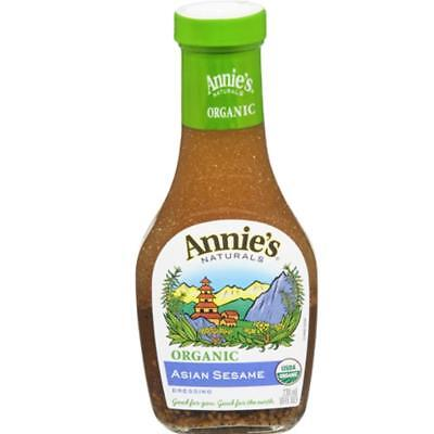 (Annie's Homegrown-Asian Sesame Dressing (6-8 oz bottles))
