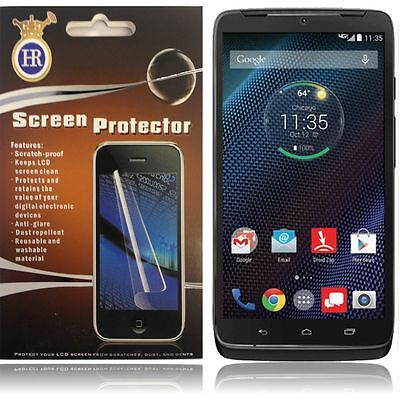 Clear Screen Protector for Motorola Droid Turbo XT1254BN Ballistic Nylon Model