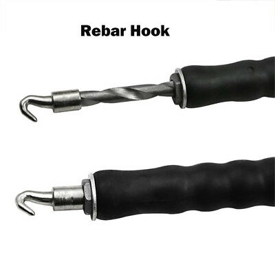 Semi-automatic Rebar Hook Straight Pull Wire Hook Steel Bar Rebar Twister Pull