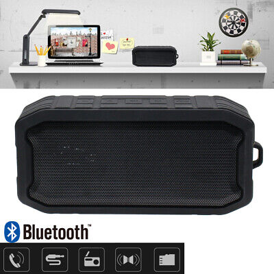 BEST Bluetooth Wireless Stereo Super Bass Speaker For Cell Phone Tablet