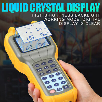 Usa Shipping Ry-s110 Catv Cable Tv Signal Level Meter Db Tester Dbmv Dbuv