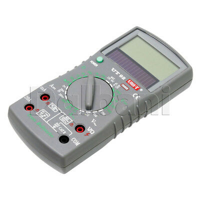 Ut92 Vintage Uni-t Digital Multimeter