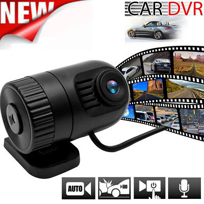 Mini versteckte 360 ° 1080P Auto DVR Kamera Video Recorder Dash Cam G-Sensor Cam