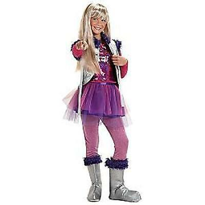 Disney Hannah Montana Costume Dress Set Rock Star - Miley Cyrus Kostüm