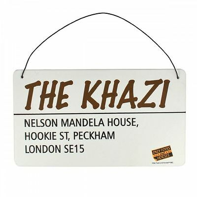 Only Fools and Horses Tin Plaque The Khazi - DISCOUNTED
