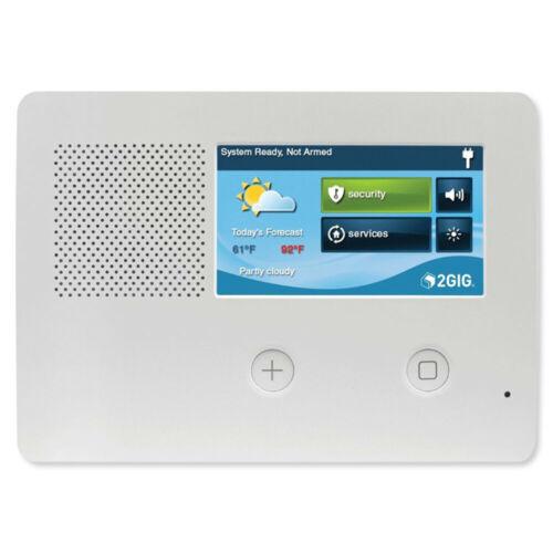 2GIG-GC2E-345 Encrypted Home Security Alarm Z-wave Control Panel
