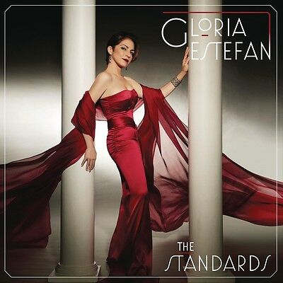The Standards   4 Bonus Tracks   Gloria Estefan Cd Sealed New 2013