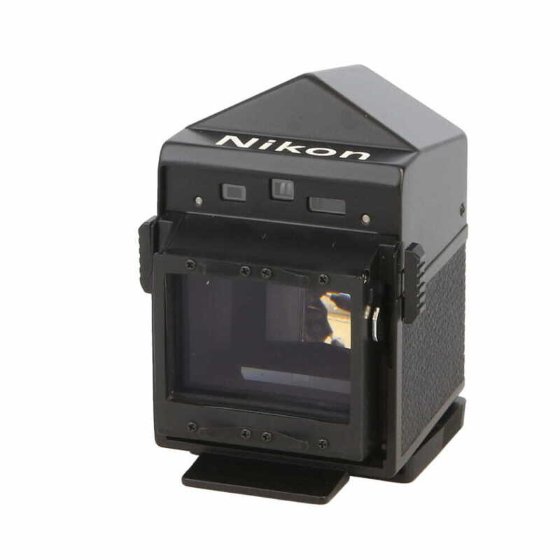 Nikon DA-2 Action Finder F3 with Caps, Black *******Excellent*******