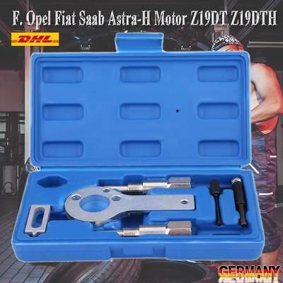 Auto Zahnriemen Einstell Werkzeug F. Opel Fiat Saab Astra-H Motor Z19DT Z19DTH G gebraucht kaufen  Bremen