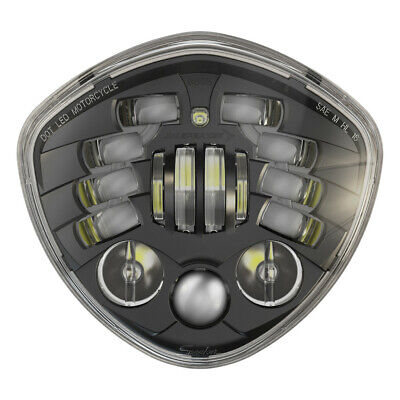 JW SPEAKER 0555151 8695A2 LED HEADLIGHT BLK VICTORY