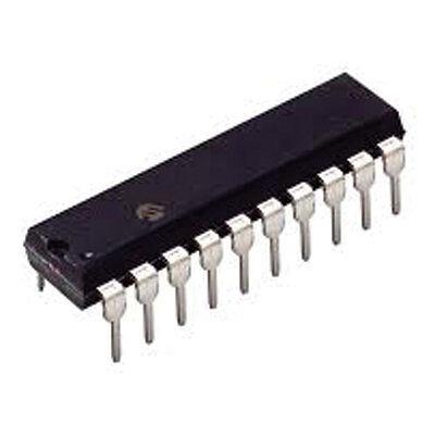 Microchip Technology Pic16f690-ip 8 Bit Cmos Microcontroller With Nanowa 6 Pcs
