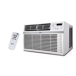 LG 12000 BTU Window AC